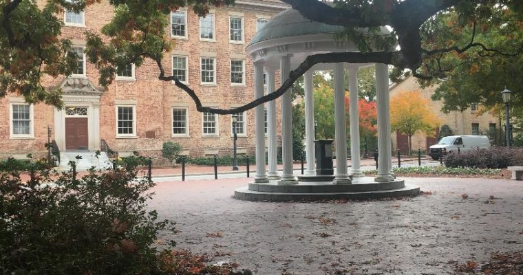 Female issued trespass warning after posing as UNC-CH student